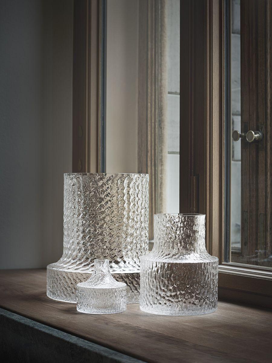 Carina Seth Andersson Koloss Glassvaser Glass And Ceramics