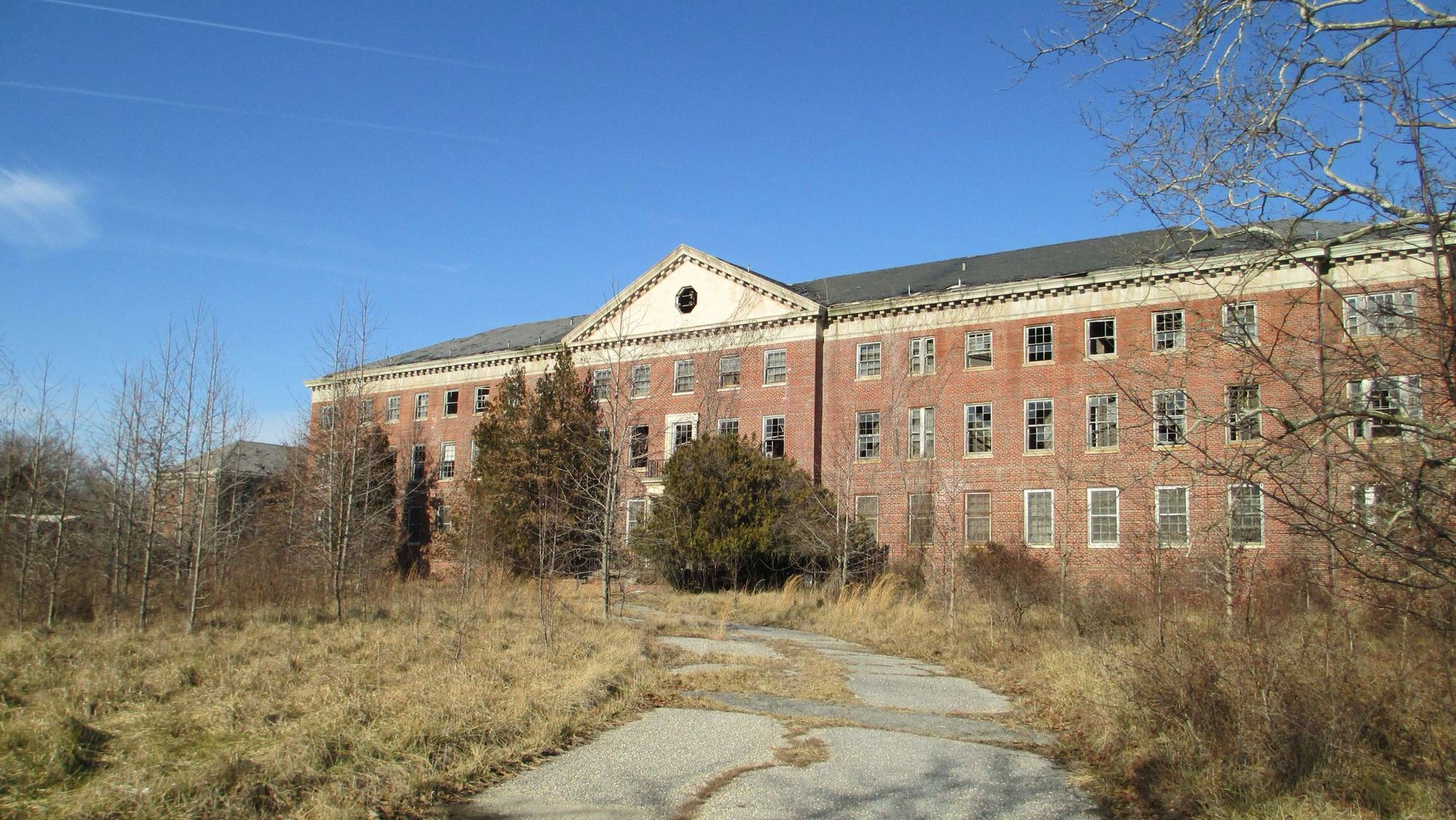 Glendale hospital, Maryland | Creepy abandoned places through out ...