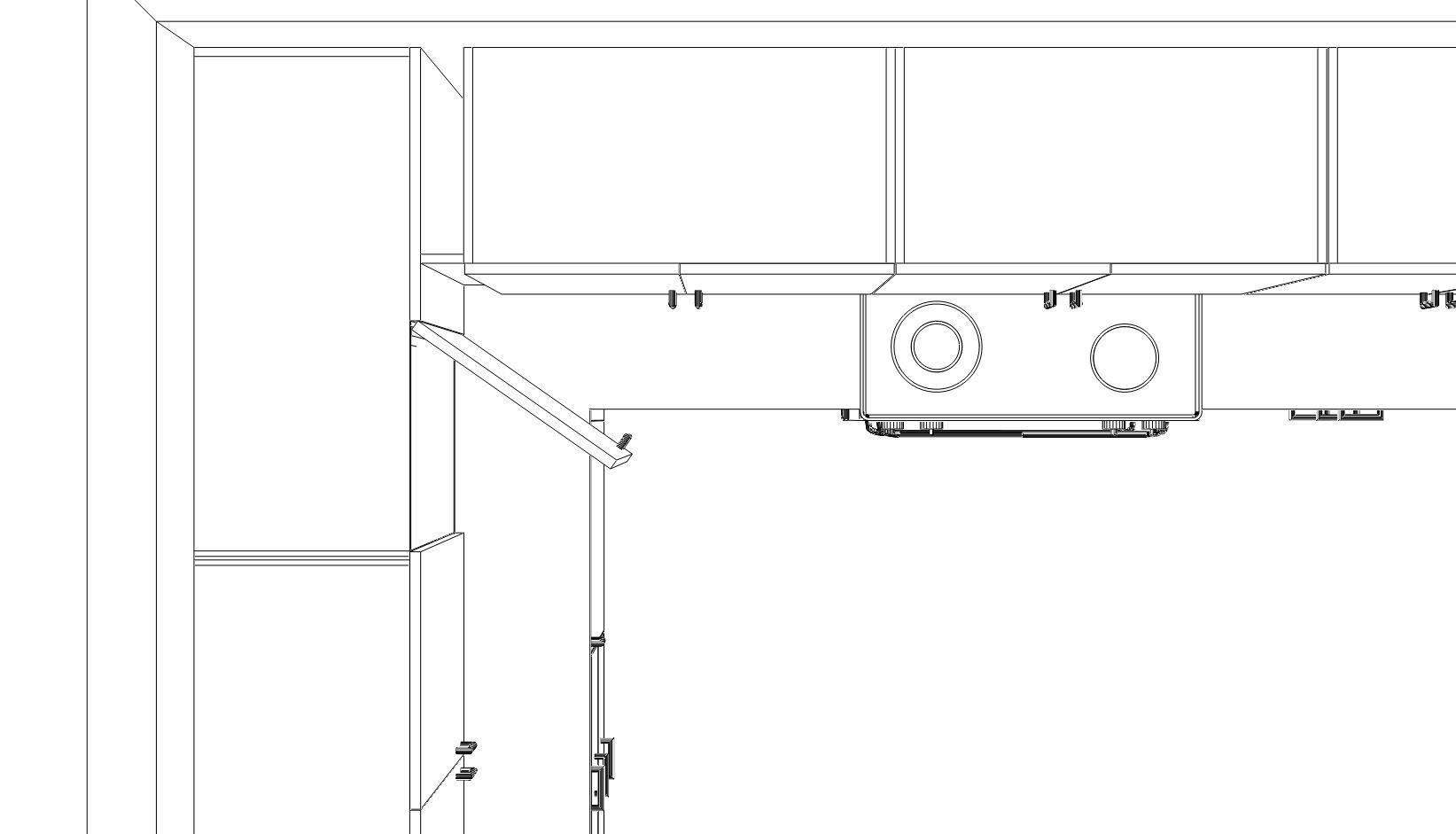 IKD ikea kitchen hack blind corner cabinet (5) | Home | Pinterest ...