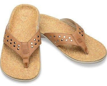 50e07a4640 The orthopedic flip-flops with the arch support you need!