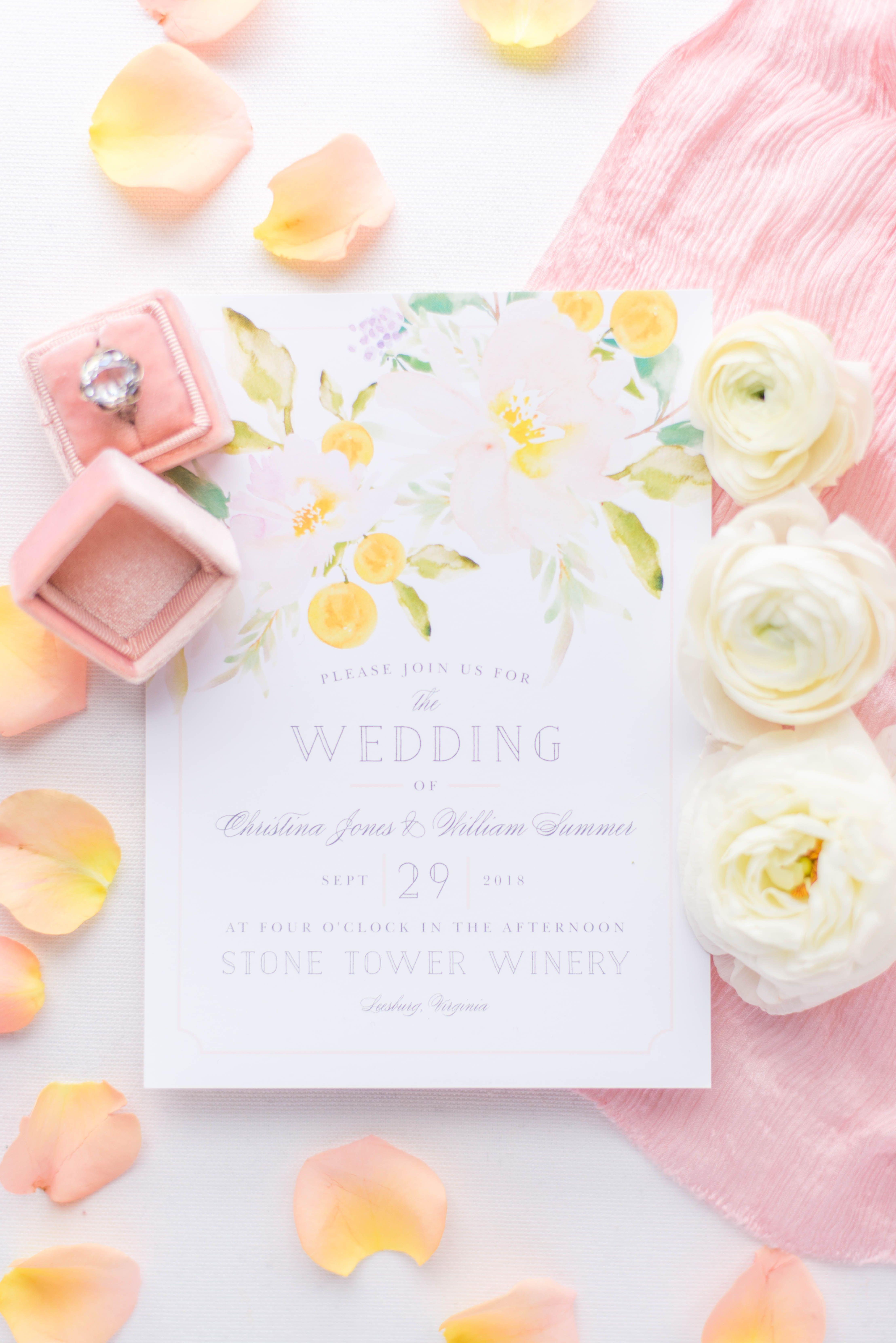Melodious Melanie Wedding Invitations | Wedding, Weddings and Photo ...
