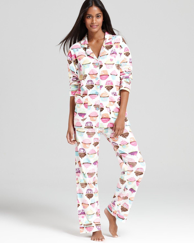 PJ Salvage pajamas in cupcake parade | let's get cozy | Pinterest ...