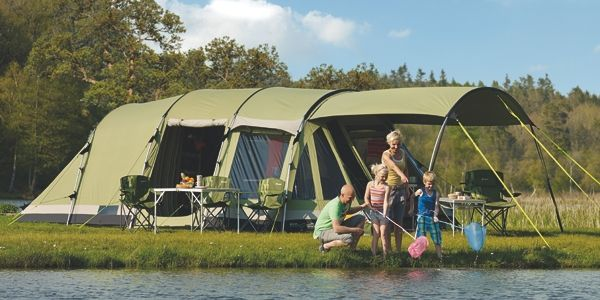 Outwell Tents. Amazing tunnel tents with actual bedrooms inside. Lots of room. No & Outwell Tents. Amazing tunnel tents with actual bedrooms inside ...
