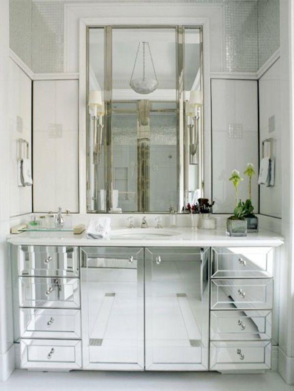 aristokratisch-aussehender-spiegelschrank-für-badezimmer Ideen