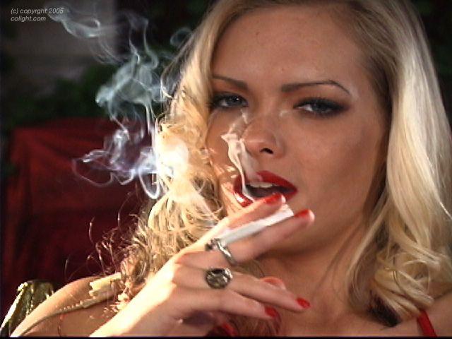 Cigarette Fetish Movie
