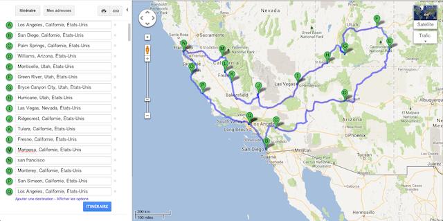 Road Trip Aux Usa Itin 233 Raire Budget H 233 Bergements
