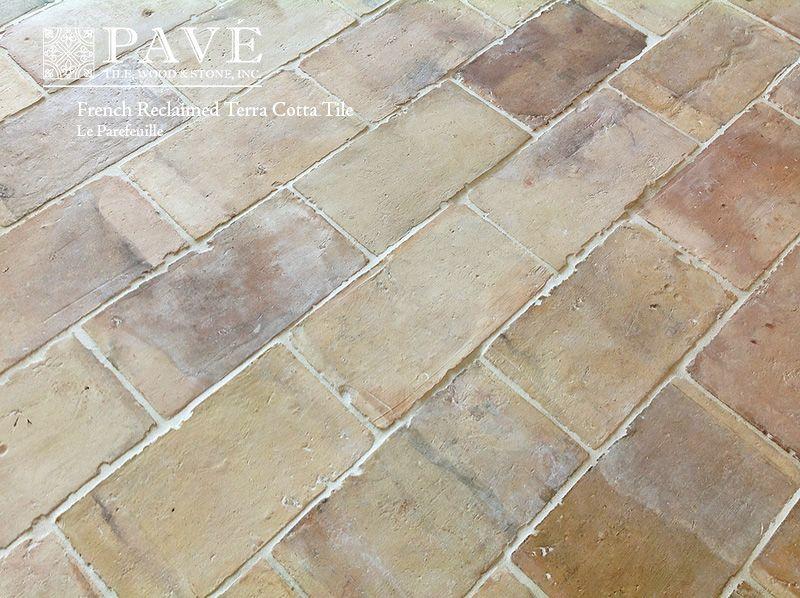 reclaimed terracotta tiles mediterranean - photo #19