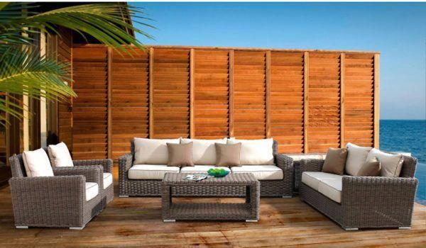 Coronado 6 Piece Outdoor Patio Furniture Set Model 2101 6set From