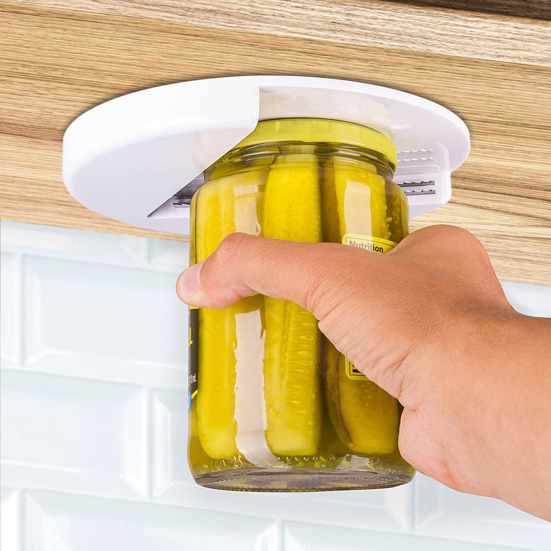 Make Opening Jars Easier With This Pair Of Jar Openers