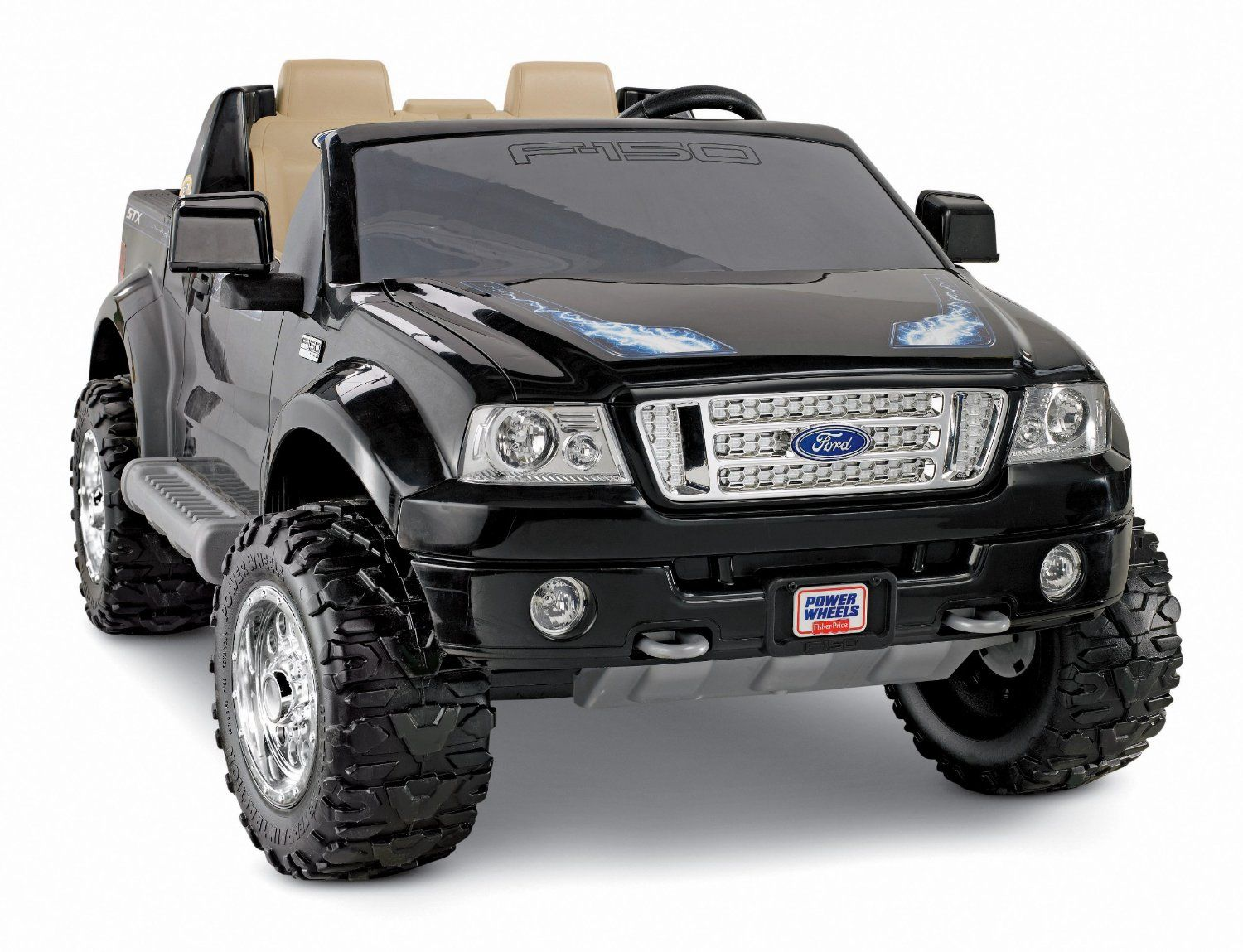Power Wheels Ford F150 Truck Battery Powered Car Power Wheels