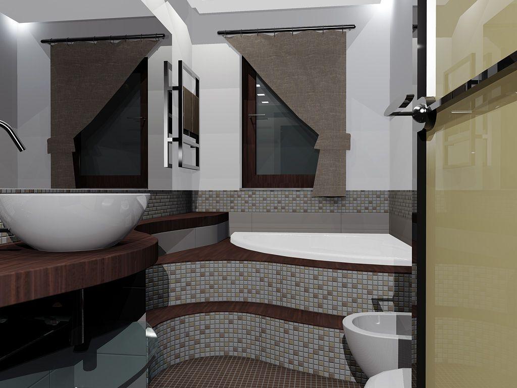 Vasca Da Bagno Non Incassata : Bagno con vasca angolare excellent misure vasche da bagno bello