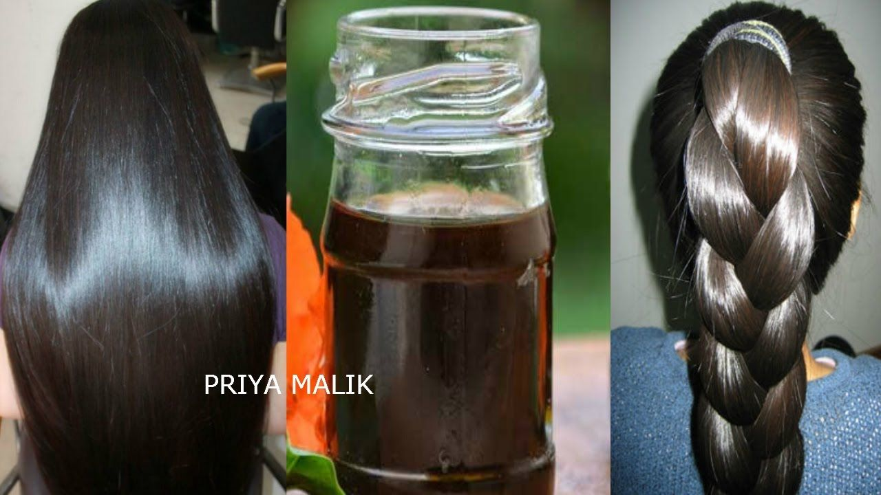 Homemade Kalonji Hair OilCure BaldnessWhite hairHair LossGet