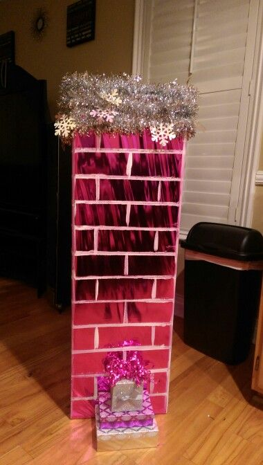 Toys For Tots Box : Toy drive donation box pink pinterest and