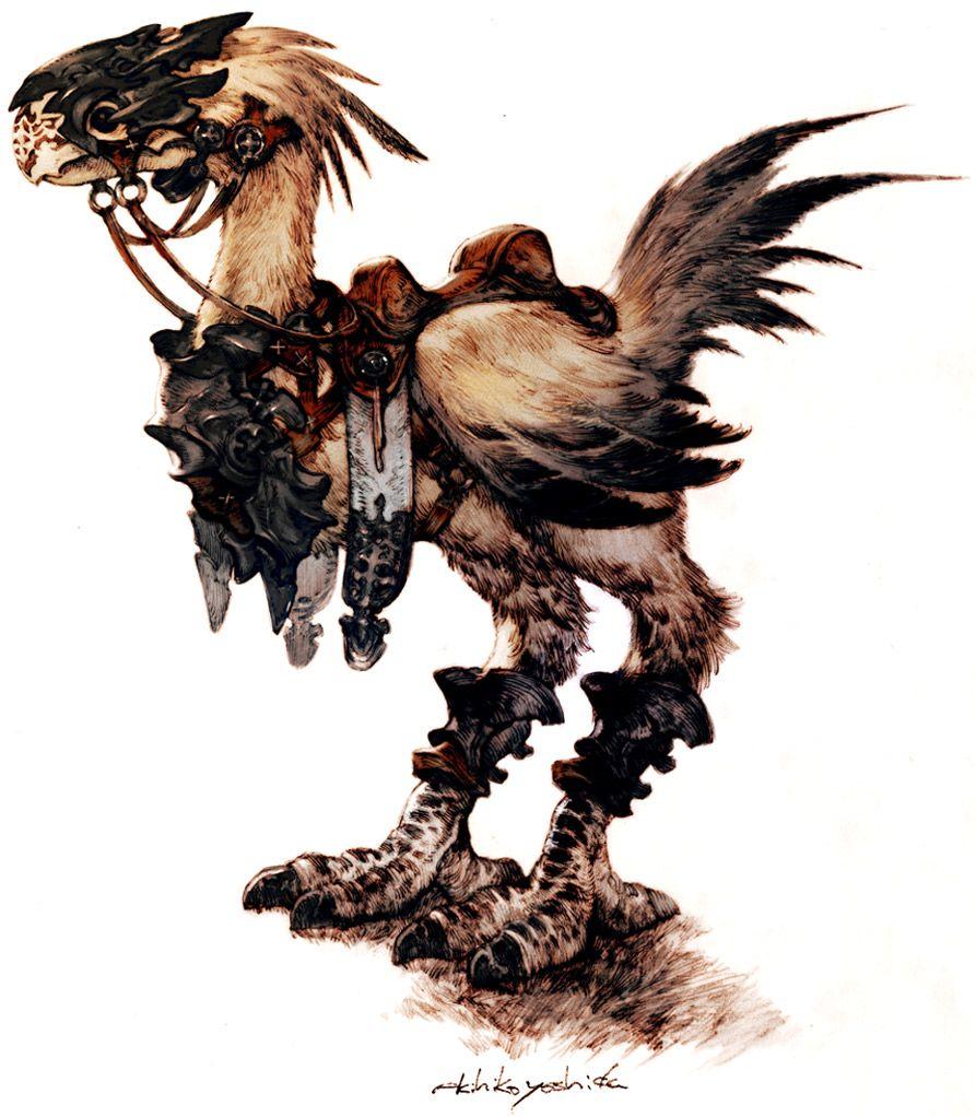 Ffxiv Hub Fantasy Monster Final Fantasy Xiv Final Fantasy Art