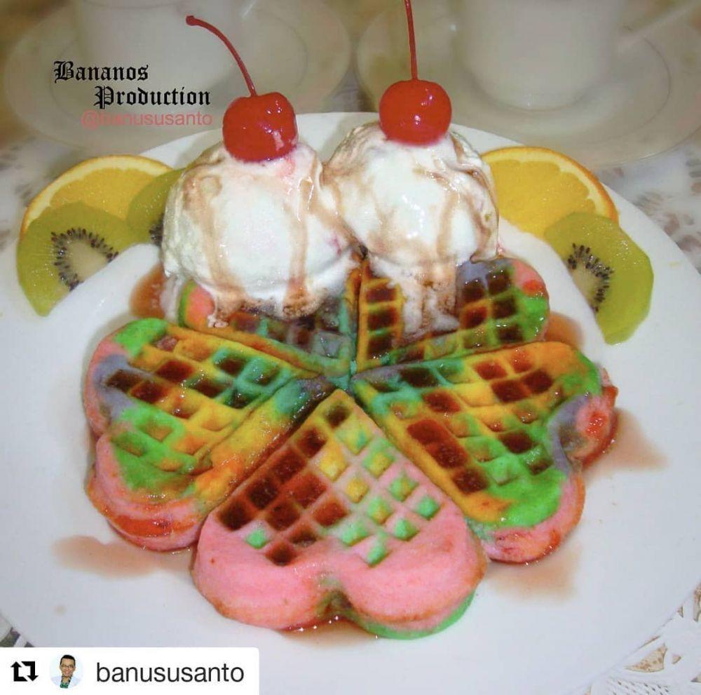 12 Resep Dan Cara Membuat Waffle Enak Dan Lembut Instagram Alfilianurprimal Kumpulanresepmasak Waffle Sarapan Resep
