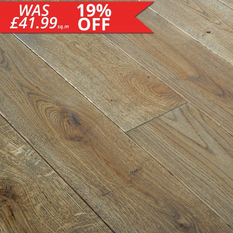 Galleria Heritage European Fumed Oak 150mm Oiled Solid Flooring Engineered Oak Flooring Wood Flooring Uk Solid Wood Flooring