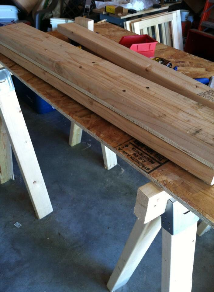 Build Headers For Doors And Windows 2x6 With A 1 2 Inch Plywood In Between Building A Shed Home Decor Outdoor Furniture
