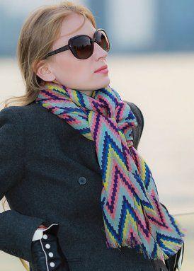 High quality scarf cashmere silk KN5042