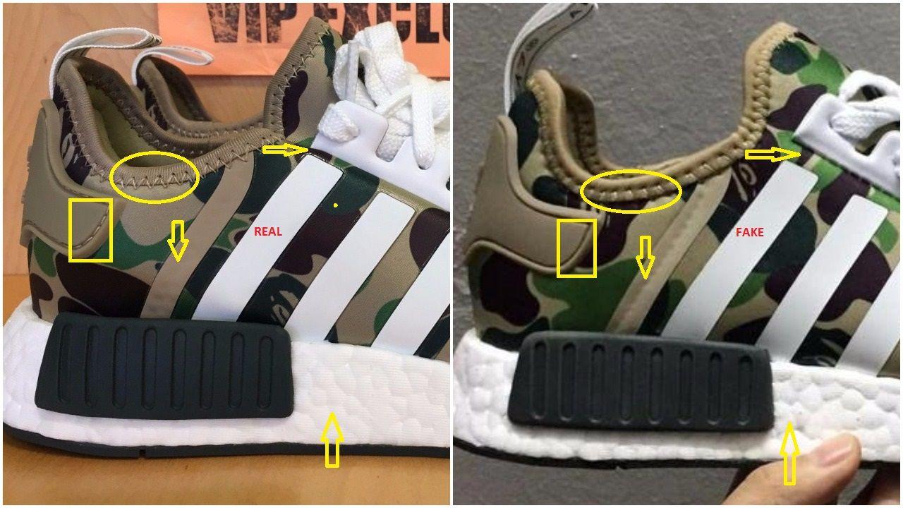 nmd adidas herren fake