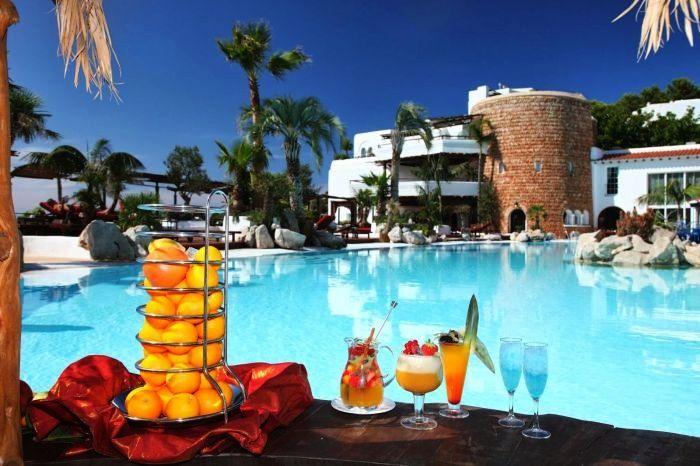 Hotel Hacienda Na Xamena Ibiza Spain