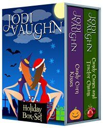 CANDY CORN KISSES and CANDY CANES and TRACTOR CHAINS: HOLIDAY BOXSET
