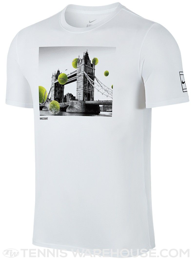 Bourgeon asistente sabiduría  Nike Men's Wimbledon T-Shirt | Tennis shirts, Tennis clothes, Mens  tshirts