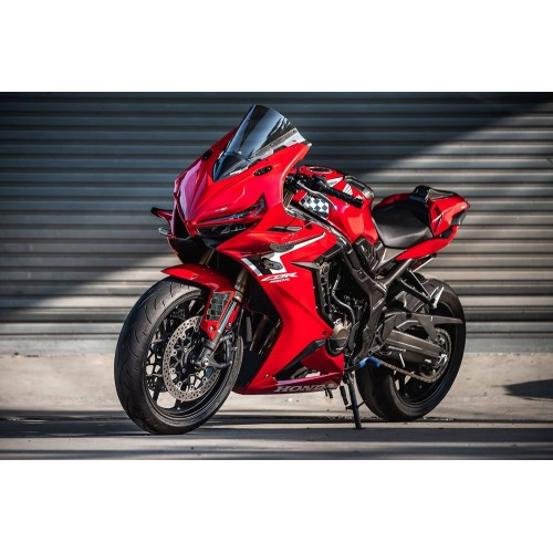 All New Honda Cbr650r Is Now Open For Bookings At Wing World