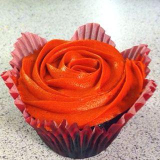 Sugar Rush Sweets Orange Chocolate Cupcakes With Organic Morello