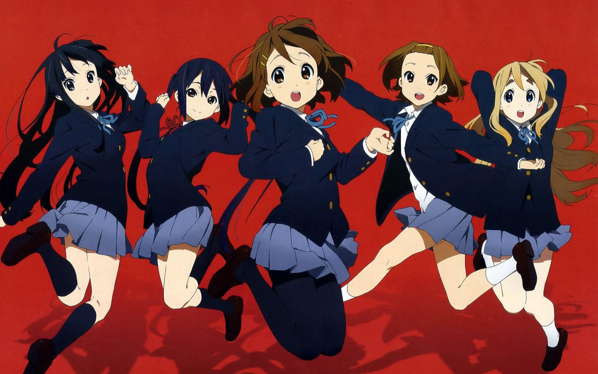 Pin de Joy em KOn! Anime, Ilustração