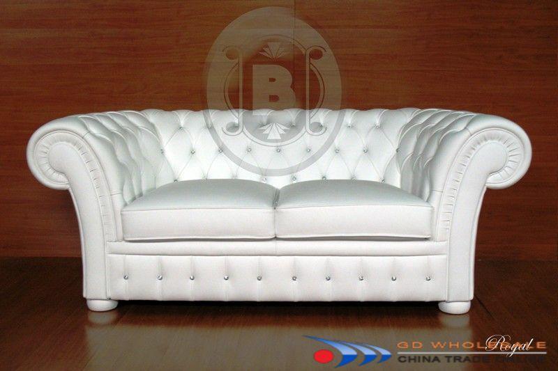 Italian Furniture Classic Sofa | Product Name: Italian Classic Leather Sofa