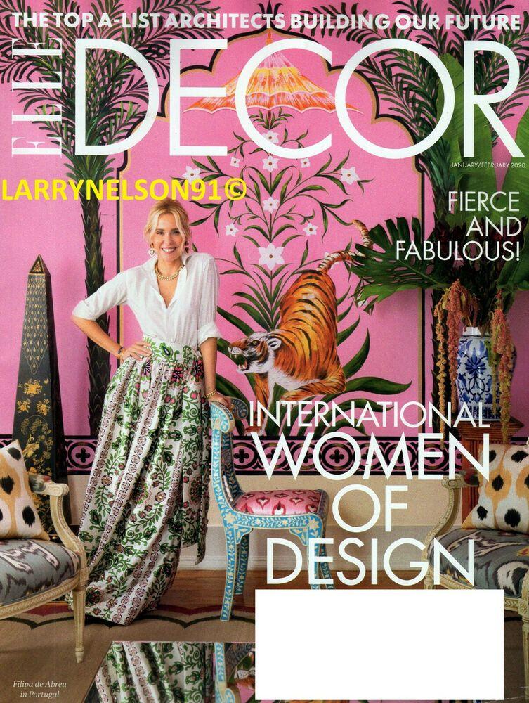 24++ Elle decor magazine may 2020 info