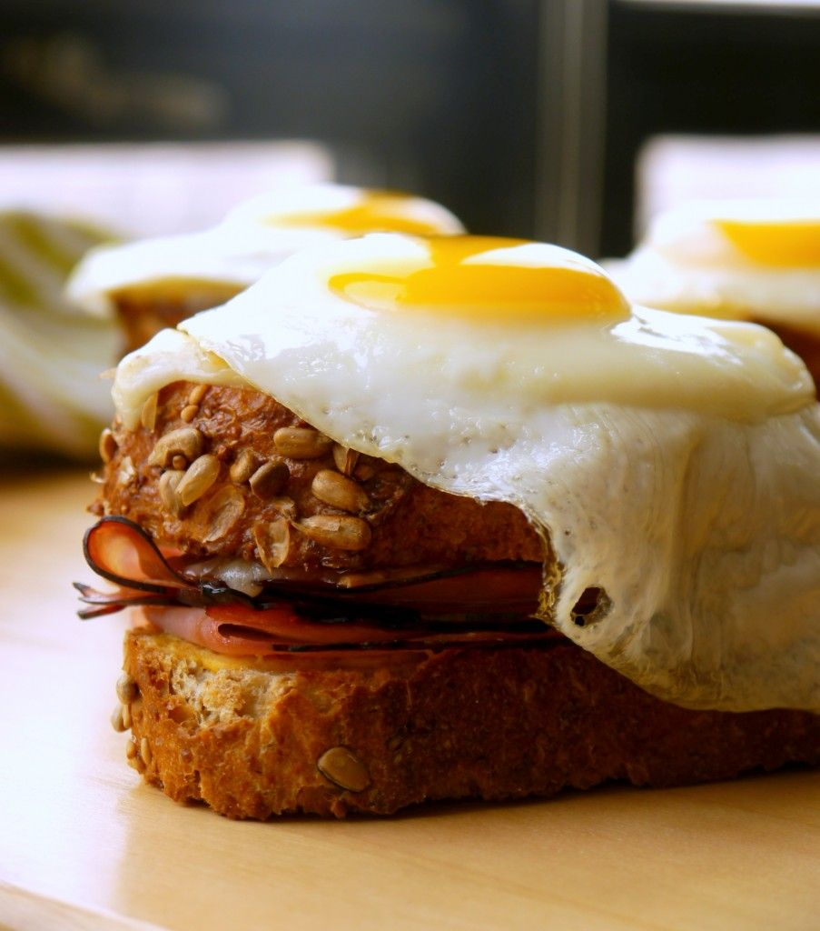 (The Best) Croque Madame 6 | My Bacon-Wrapped Life