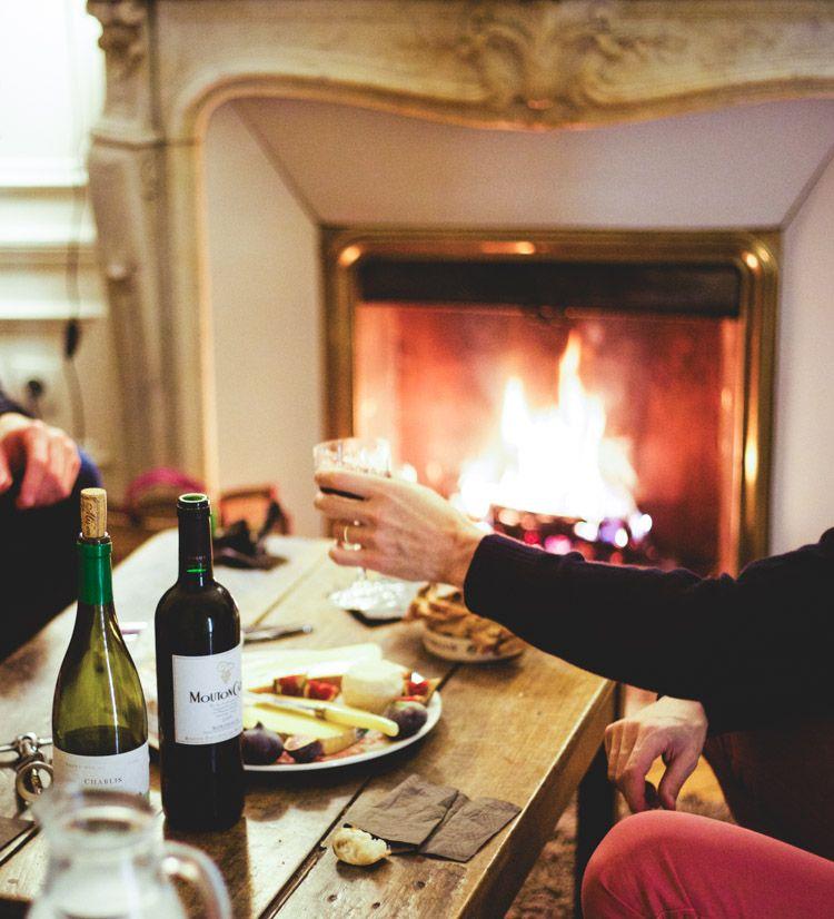 La Mémoire Vive: Food + Wine + Friends