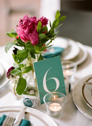 table arrangement could be as simple as this.
