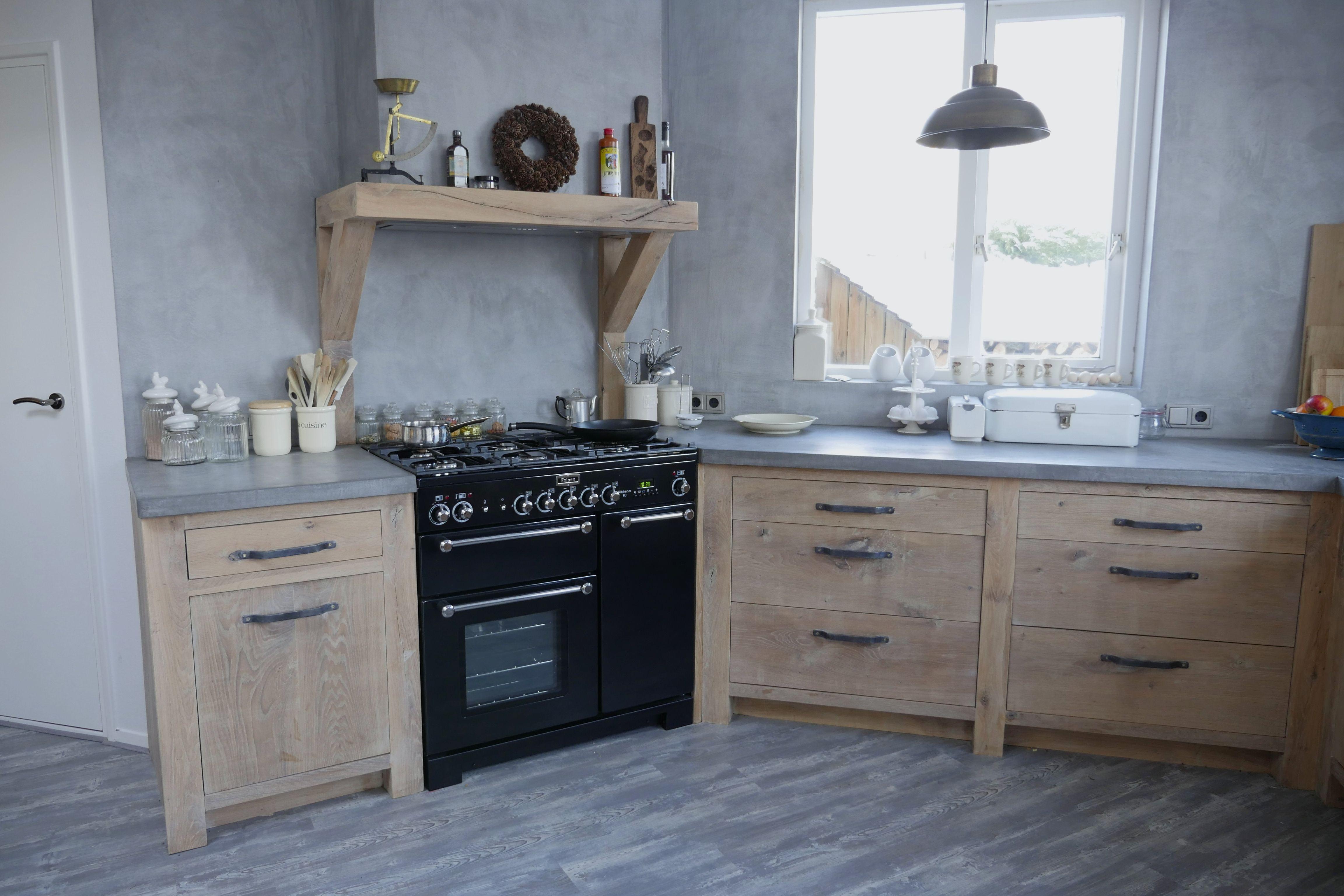 Beton Cire Keuken : Beton cire arbeitsplatte frisch betonvloer keuken fris top moderne