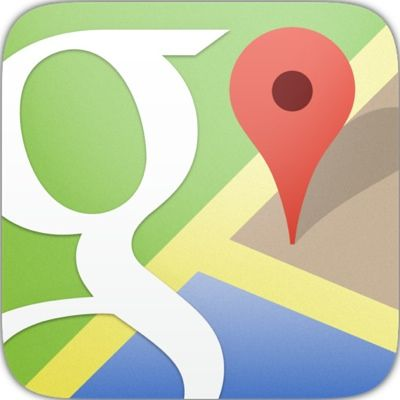 Google Maps Returns to iPhone, Now Available as Free ... on street map template free, map clip art free, android download free, animation download free, google earth 2012, 3d street maps free, google maps print free,