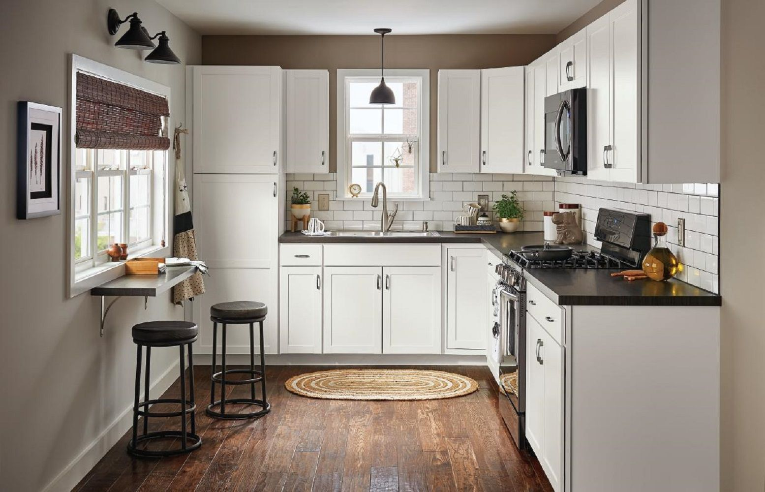 Kitchen Cabinetry Ideas And Inspiration At Value Prices Be Inspired By Stock Cabinets Interior Design Kitchen Small Interior Design Kitchen Contemporary