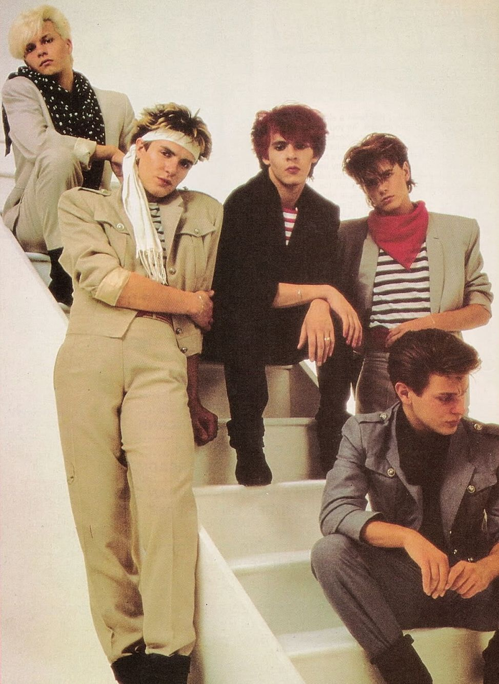 Duran Duran...is it wrong that I call the era by the video I associate it with?
