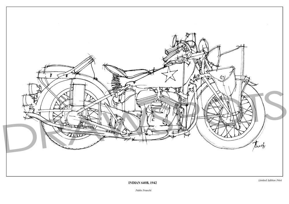 Original Drawings New Offer! - Original Fine Art Prints #giftideas #homedecor #motorcycle #car #artwork #offer https://t.co/abKZzPJVsR