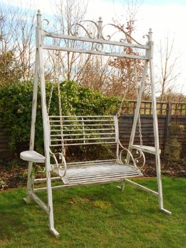 4eb278e0a2 Swing Seat in from The Vintage Garden Company