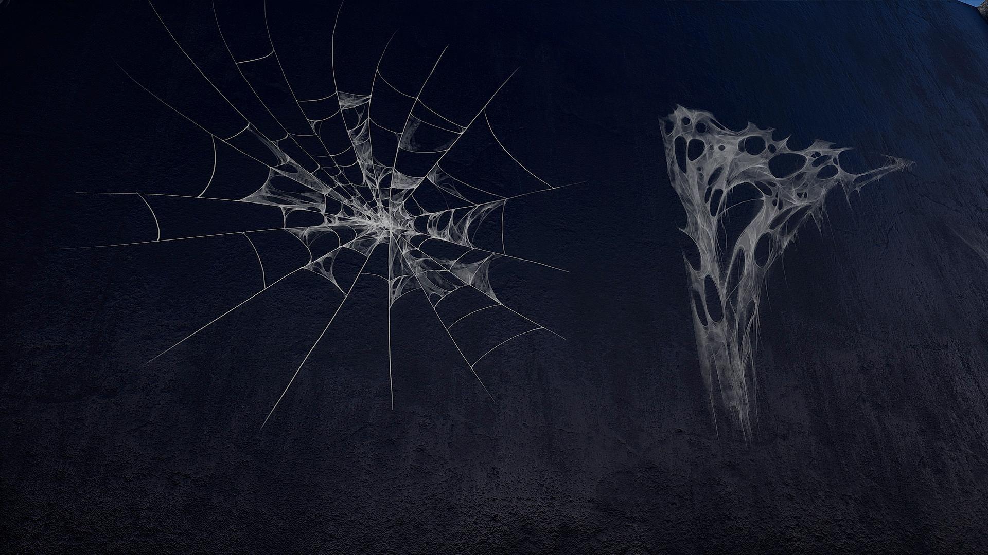 Undefined Spider Web Spider Color Script