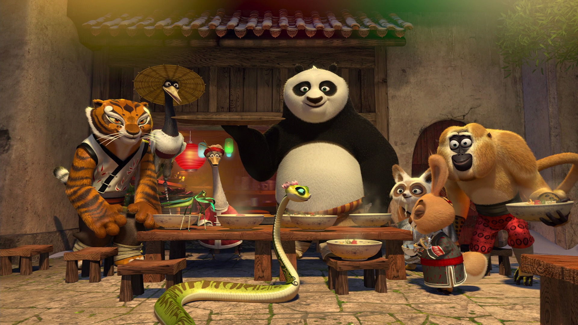 Review Kung Fu Panda S Fun Fights Deserve Better Story Sense-2926