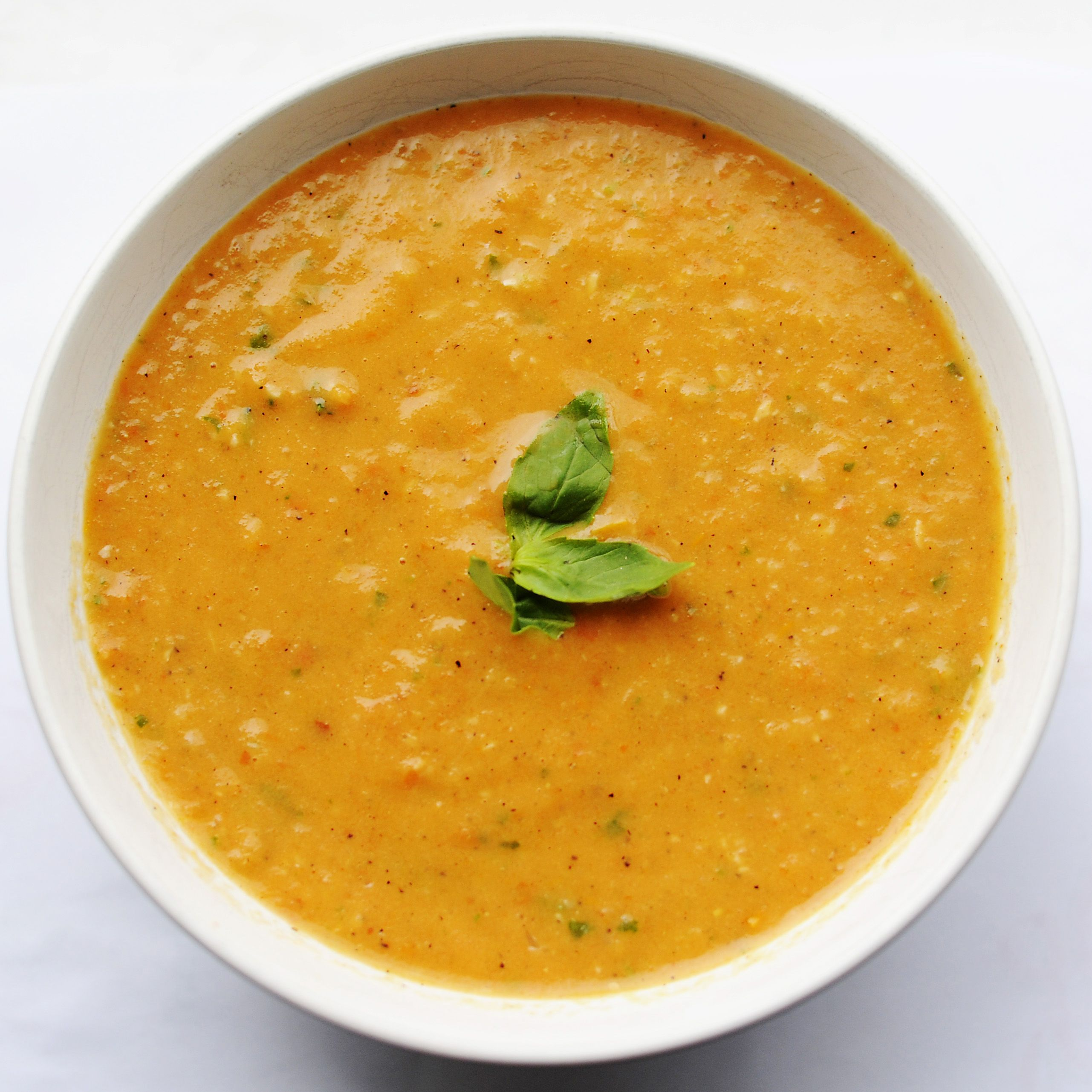 Amazing Paleo Roasted Tomato Bisque! My Family (even My 4
