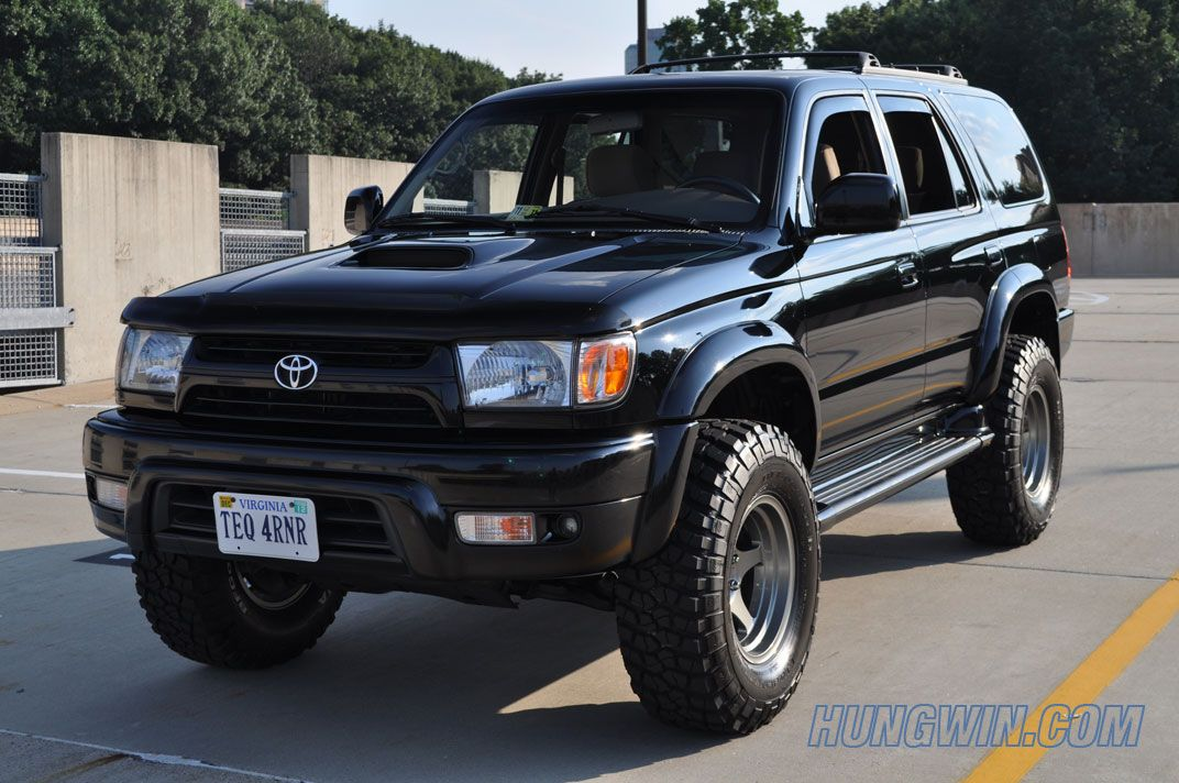 Third gen Toyota 4Runner | Toyota Trucks | 1999 toyota
