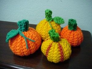 Easy crochet project for fall.