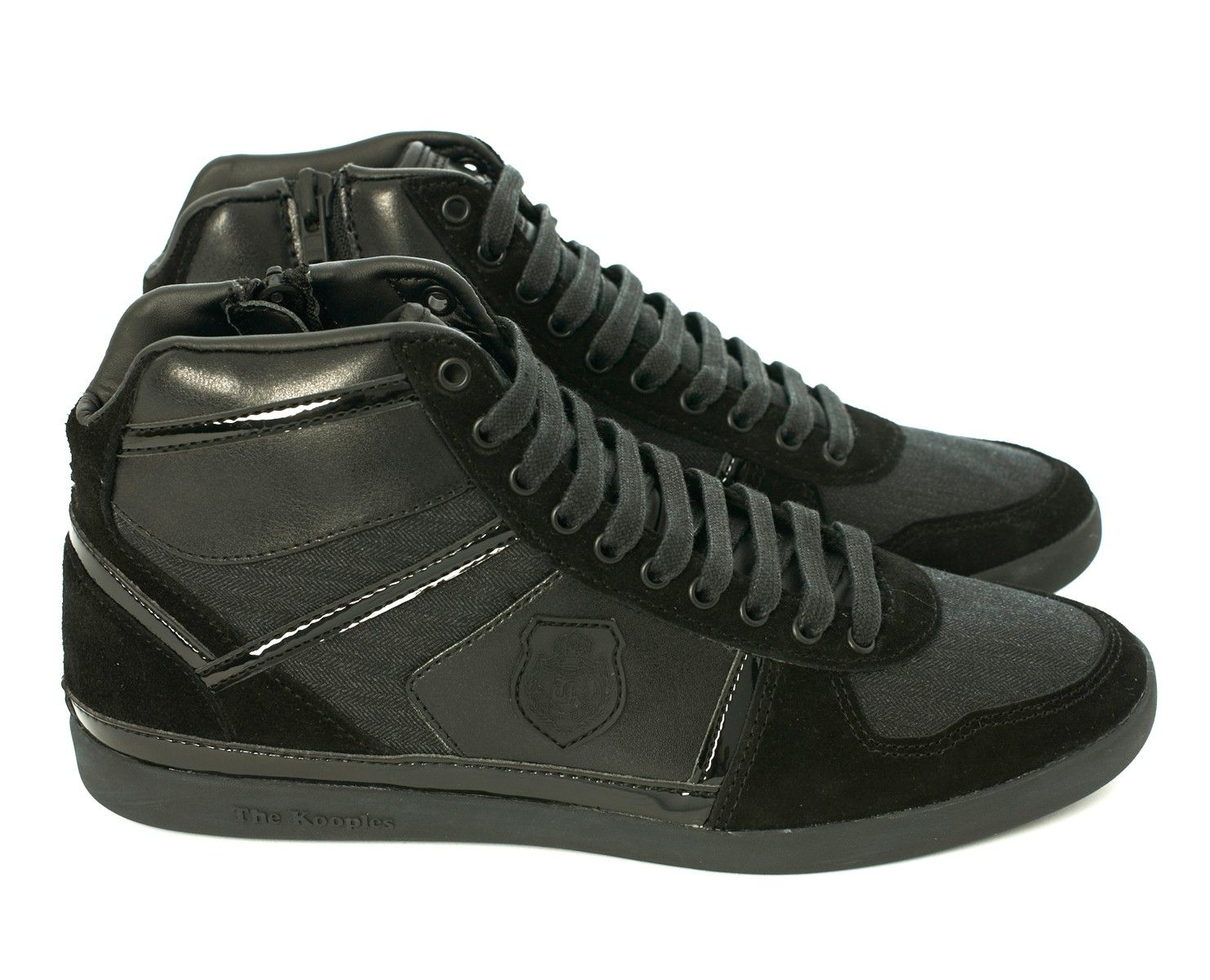 Semi Chaussures HommeSport Sneakers Kooples The Montantes rxBeodCW