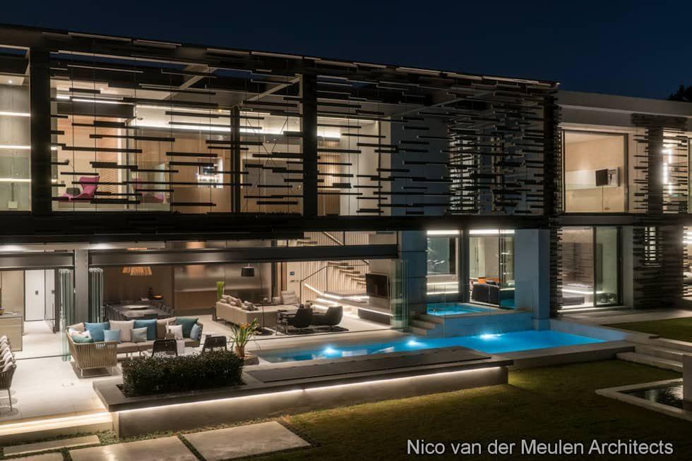 casas de estilo moderno por nico van der meulen architects in 2018
