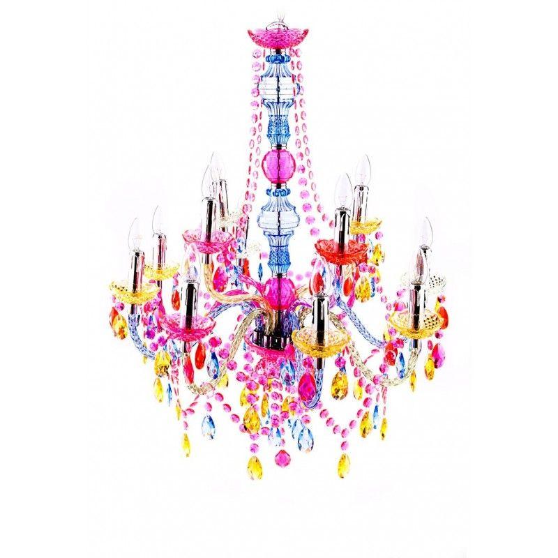 Il lampadario Jewel a 12 luci è sicuramente un prodotto