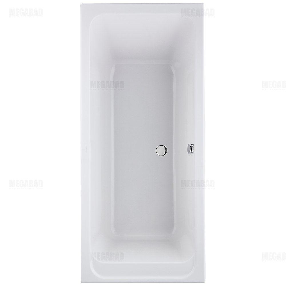 Villeroy Boch Architectura Duo Badewanne 180 X 80 Cm Uba180ara2v Megabad Bathtub Bathroom