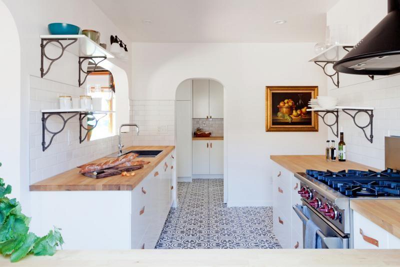 Una cocina diferente